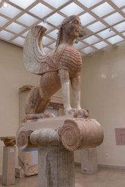 the naxian sphinx,
